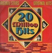 Jeronimo, Mister K, Johnny Cash etc. - 20 Million Hits
