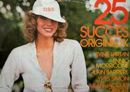 Sylvie Vartan / Alain Barriere / Yves Simon a.o. - 25 Succes Originaux Avec...
