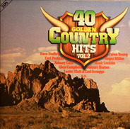 Various - 40 Golden Country-Hits, Vol. 2