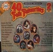 Ralph McTell, Richard Digance, Humblebums - 40 Folk Favourites