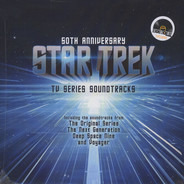 Alexander Courage / Jerry Goldsmtih / Dennis McCarthy / a.o. - 50th Anniversary Star Trek (TV Series Soundtracks)