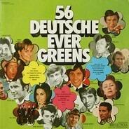 Edith Piaf, Vince Hill u.a. - 56 Deutsche Evergreens