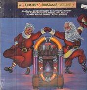 Alabama / Deborah Allen / The Judds a.o. - A Country Christmas, Volume 3