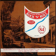 Joe Tex, Jimmy Clanton, u.a. - Ace Records Presents - The History Of New Orleans Rock 'N' Roll: Volume II