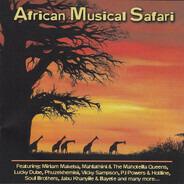 Miriam Makeba / Mango Groove / Sipho Mabuse / etc - African Musical Safari