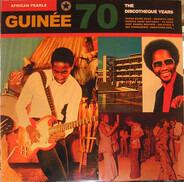 Bembeya Jazz National / Sory Kandia Kouyate / Horoya Band National a.o. - African Pearls - Guinée 70 - The Discotheque Years