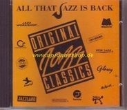 Cannonball Adderley,Chet Baker,Count Basie, u.a - All that Jazz is back