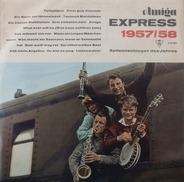 Jenny Petra, Fred Frohberg, Vico Torriani,.. - Amiga-Express 1957/58