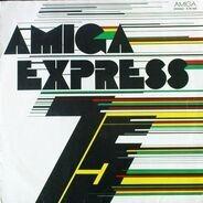 Nina Hagen & Automobil / Frank Schöbel / Andreas Holm - AMIGA-Express 1975