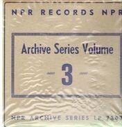 Rock-A-Teens, Bobby Lee Trammel, Ray Sharpe, etc - Archive Series Volume 3