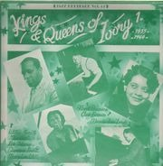 Willie Smith / Albert Ammons / Cleo Brown - Kings & Queens Of Ivory 1 (1935-1940)