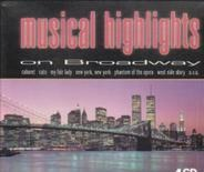 Various Artists - Musical Highlights On Broadway