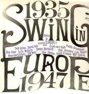 Django Reinhardt / Miff Görling / Gösta Eriksson / Sam Samson / a.o. - Swing In Europe