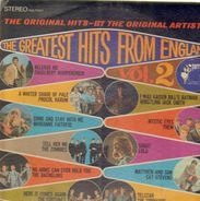 Lulu, The Zombies, a. o. - The Greatest Hits From England Vol.2