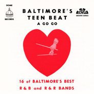 Baltimore's Teen Beat  A Go Go - Baltimore's Teen Beat  A Go Go