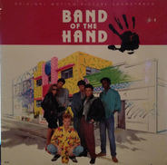 Andy Summers, The Reds, Bob Dylan a.o. - Band Of The Hand (Original Motion Picture  Soundtrack)