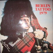 Band Of The Royal Air Force Germany - Berlin Tattoo 1979