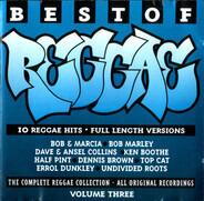 Ken Boothe / Dennis Brown a.o. - Best Of Reggae Volume Three