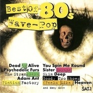 Dead Or Alive,Psychedelic Furs,Freur,T.X.T. - Best Of 80s Wave-Pop