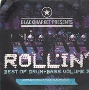 MJ Cole, DJ RED, Splash - Blackmarket Presents Rollin' Best Of Drum And Bass Vol. 2