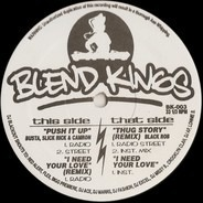 Slick Rick, Black Rob, a.o. - Blend Kings Vol. 3