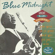 Howlin' Wolf / John Lee Hooker / Muddy Waters a.o. - Blue Midnight