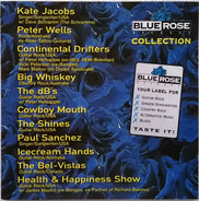 Kate Jacobs, Peter Wells, a.o. - Blue Rose Collection