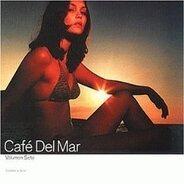 Moby, Bent, Deep & Wide, Bedrock, UKO, u.a - Cafe Del Mar Vol. 7
