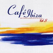 Salt Tank feat. Néve / I:Cube / a.o. - Café Ibiza Vol. 5