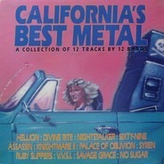 Hellion, Divine Rite a. o. - California's Best Metal