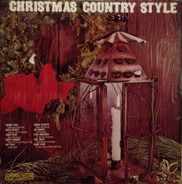 Johnny Cash, Tammy Wynette, Anita Bryant, a.o. - Christmas Country Style