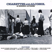 Oasis / Travis / Pulp - Cigarettes And Alcohol- 40 Modern Anthems