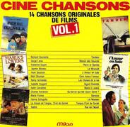 Richard Cocciante a.o. - Cine Chansons 14 Chansons Originales De Films Volume 1