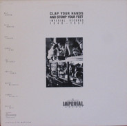 Roy Brown, Fats Domino, a.o. - Clap Your Hands And Stomp Your Feet. Imperial Records 1949-1957