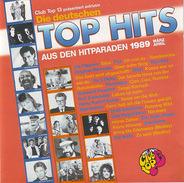 Die Flippers, Die Ärzte, Die Toten Hosen, ... - Club Top 13 - Die Deutschen Top Hits - März/April '89