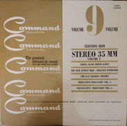 Enoch Light And His Orchestra, Lew Davies And His Orchestra, a.o. - Command Records Volume 9