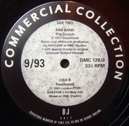 Apache Indian, Bass Bumpers, a.o. - Commercial Collection 9/93