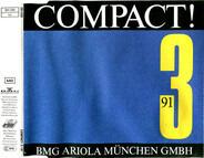 Dr. Alban, Karl Keaton a.o. - Compact! 3/91