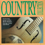Willie Nelson / Dolly Parton / Kenny Rogers a.o. - Country Collection Vol I
