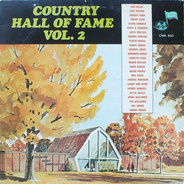Rex Allen, Chet Atkins, Johnny Cash, a.o. - Country Hall Of Fame Vol. 2