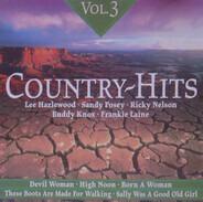 Buddy Knox / Waylon Jennings / Rex Allen Jr. / etc - Country Hits Vol. 3