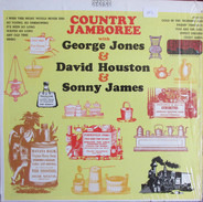 George Jones, David Houston & Sonny James - Country & Western Jamboree