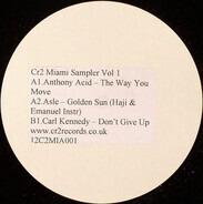 Anthony Acid, Asle, a.o. - CR2 Miami Sampler Vol. 1
