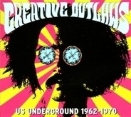 Captain Beefheart / Moondog / Canned Heat a.o. - Creative Outlaws-US Underground 1962-1970