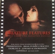 Various - Creature Features Music From The Monster Movies
