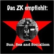 Attila The Stockbroker,Adjusters,WWH,u.a - Das ZK Empfiehlt: Sun, Sea And Socialism