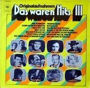 Simon & Garfunkel, Johnny Cash, Doris Day, ... - Das Waren Hits III