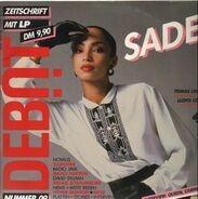 Sade - Debüt LP / Zeitschrift Ausgabe 9