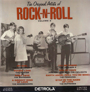 Various - Detrola Presents The Original Artists Of Rock & Roll Volume 2