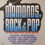 Rod Stewart, The Rolling Stones, Joe Cocker a.o. - Diamonds Of Rock & Pop
